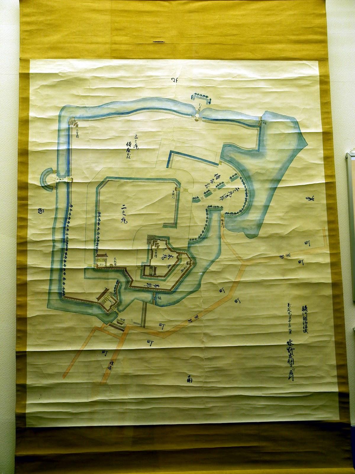 BAKAKEMUの日常: 幻の城 沼津城
