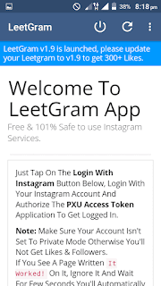 LeetGram- screenshot 4
