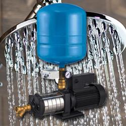 CRI Pressure Booster Pump MHBS-2E/04 (0.5HP) 24L Tank Online at best deals, India - Pumpkart.com
