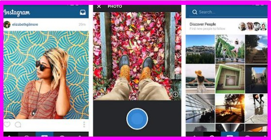 Features of Instagram App