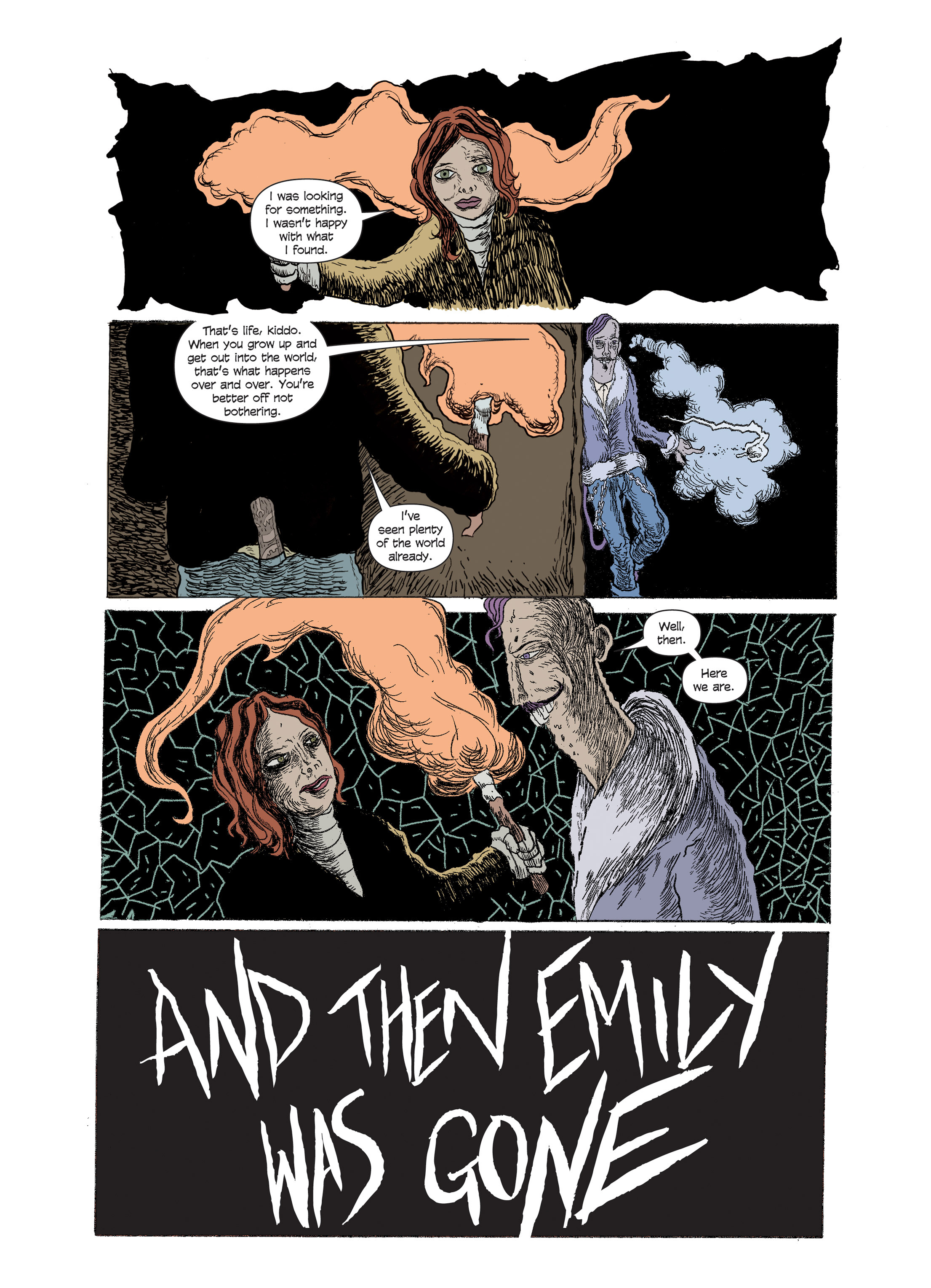 Read online And Then Emily Was Gone comic -  Issue #5 - 22