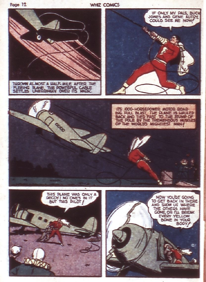 WHIZ Comics issue 23 - Page 14