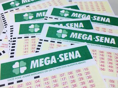 Aposta feita em Curitiba leva o prêmio de 100 milhões da Mega Sena