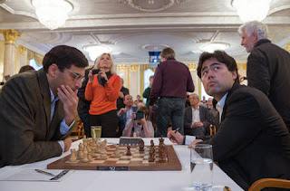 Échecs : Anand 0-1 Nakamura au Zurich Chess Challenge - Photo © site officiel