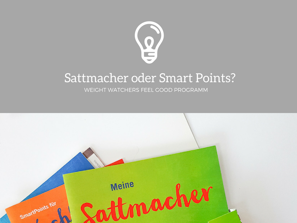 Weight Watchers Feel Good | Sattmacher oder Smart Points? Erfahrungen Janna Werner