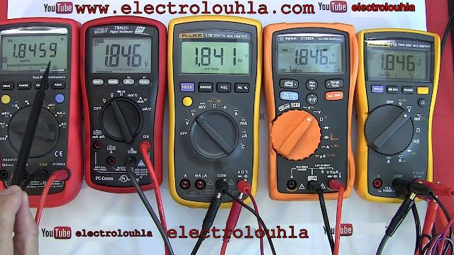 تحميل كتاب الخبير لكل من يجد صعوبة في طريقة قياس العناصر الكهربائية و الالكترونية اليك الحل