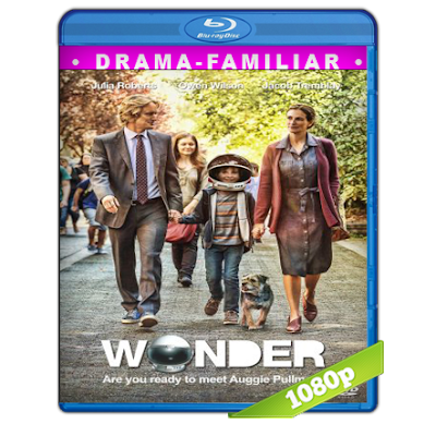 Extraordinario (2017) BRRip Full 1080p Audio Trial Latino-Castellano-Ingles 5.1