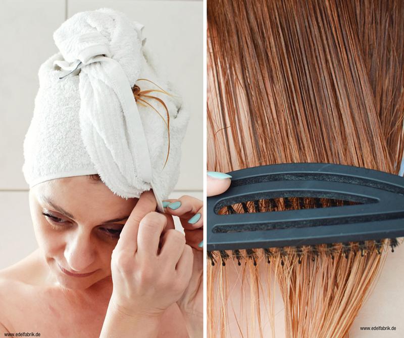 Tipps für dünne, feine Haare, Haar richtig waschen