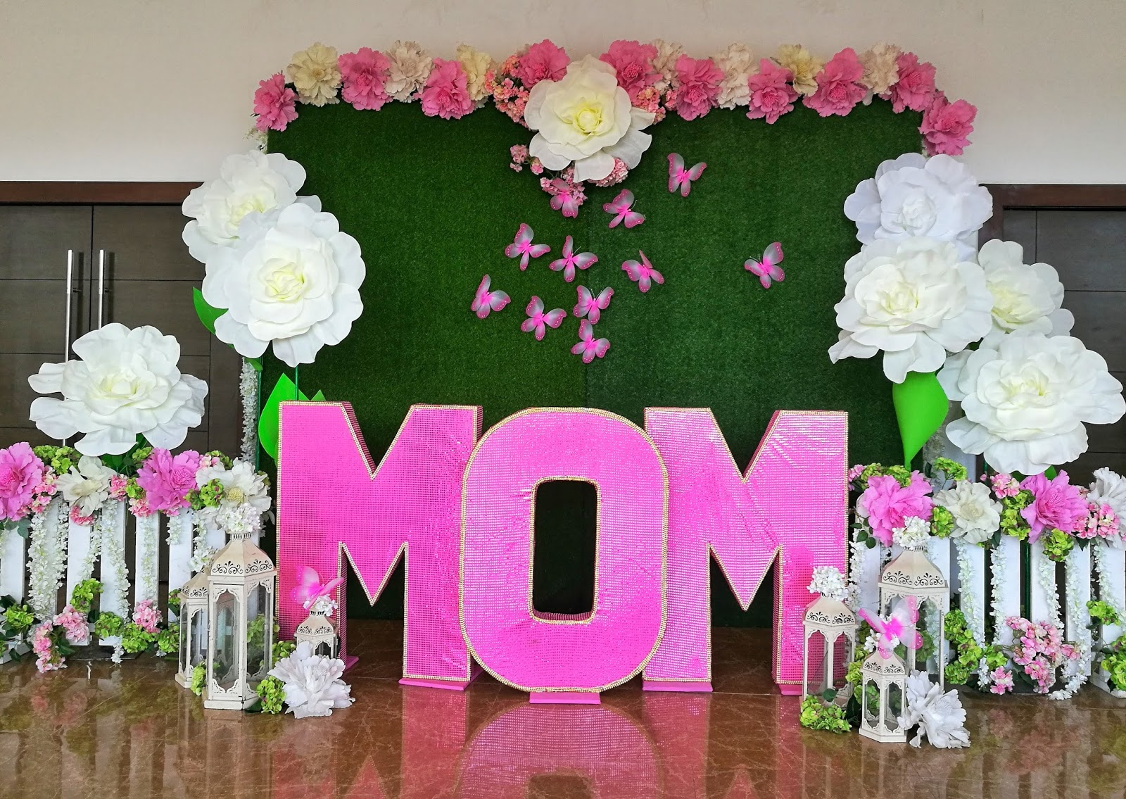 Mommy Diaries: How I Spent Mother's Day