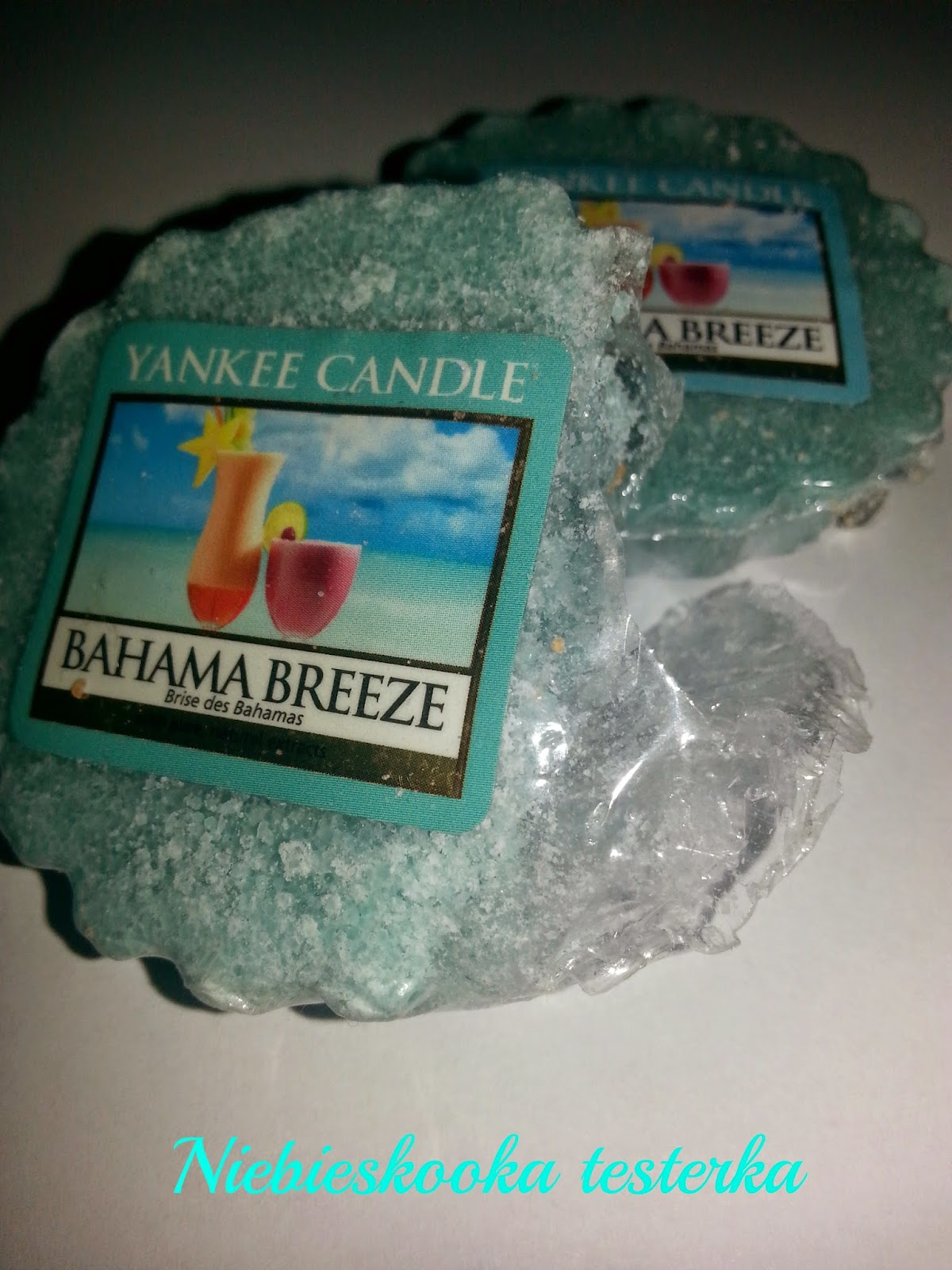 Bahama Breeze - Yankee Candle