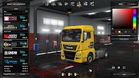 ets 2 turkish logistics companies paint jobs pack v1.4 screenshots 4, netlog lojistik