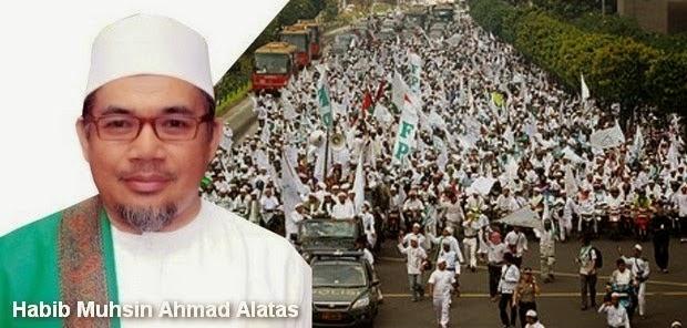 Hasil gambar untuk Habib Muchsin Alatas