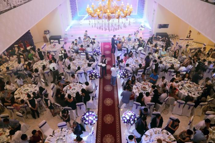 Tưng bừng khai trương Galaxy Wedding Center Gia Lai