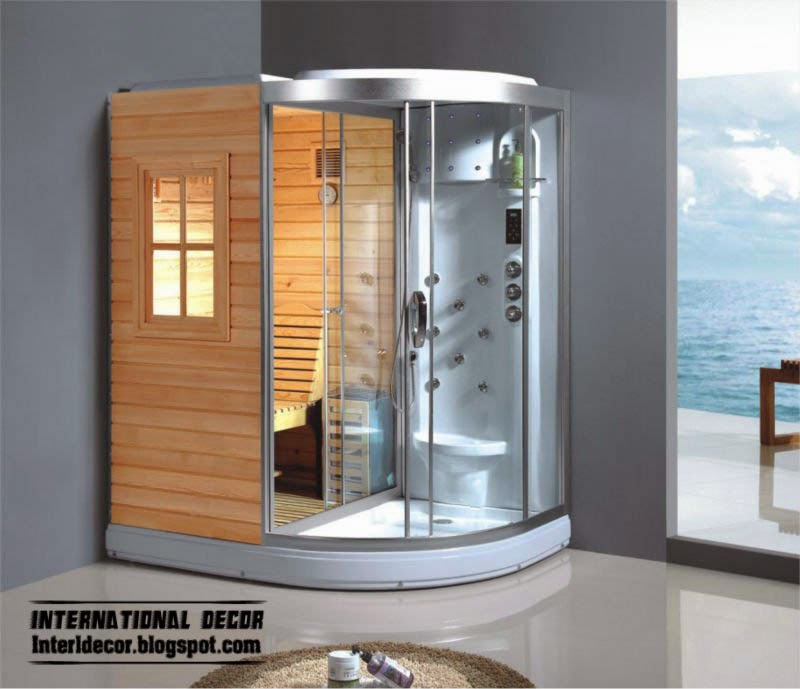 Steam Showers For Some Home Spa Like Luxury: Steam Shower, The Best Way For Relaxation At Home