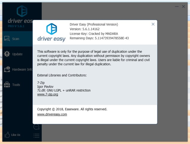Driver Easy 5.6.2 Pro Crack Serial Key License Code Registration