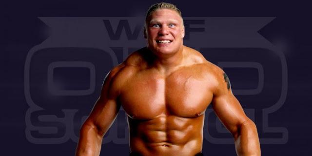 Reiner Mirip Brock Lesnar