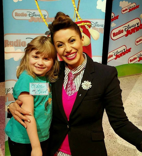 Radio Disney Junior, Disney Junior, Choo Choo Soul, Do You Know, Upper Darby Performing Arts Center, Genevieve Goings