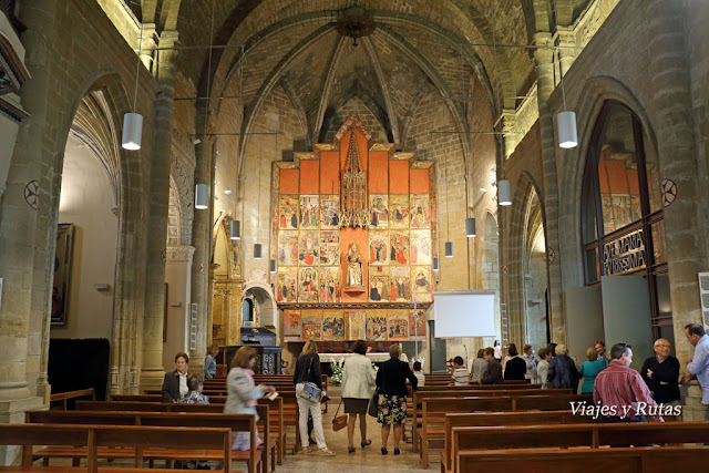 Iglesia de San Salvador, Ejea de los Caballeros, Zaragoza