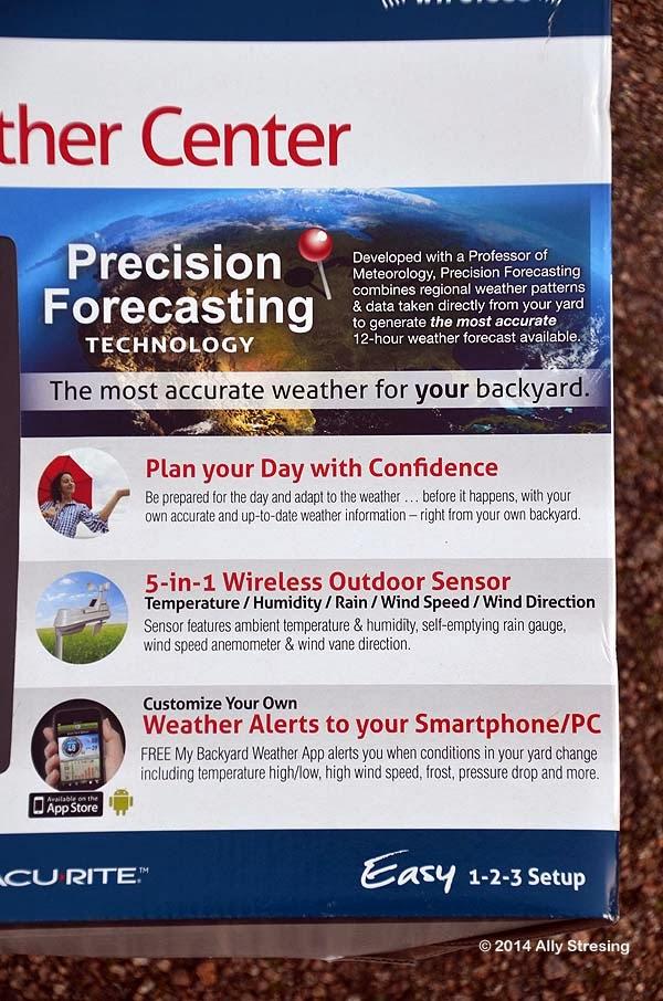 My Backyard Weather Station