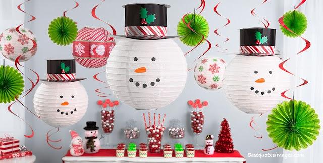 Happy Christmas Outdoor & Indoor Xmas decorations lights