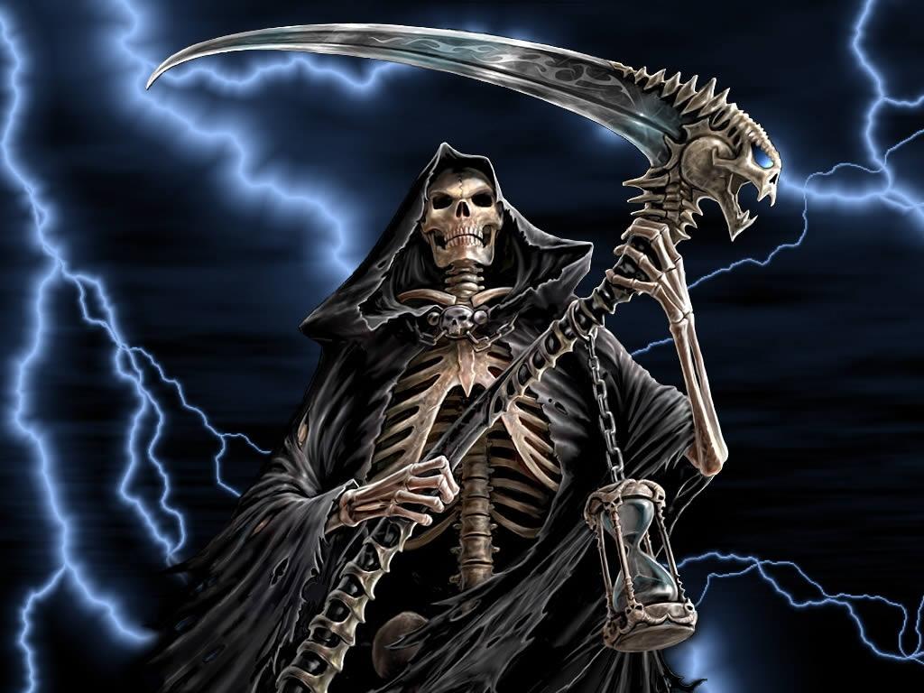 Por Qué Se Representa A La Muerte Con Una Guadaña La Trastoteca