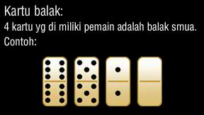 Kartu Domino Jenis Balak - Rekayasawans