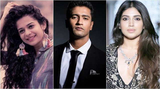 Forbes 30 Under 30 lists : Bhumi pednekar , Vicky Kaushal and Mithila Palkar