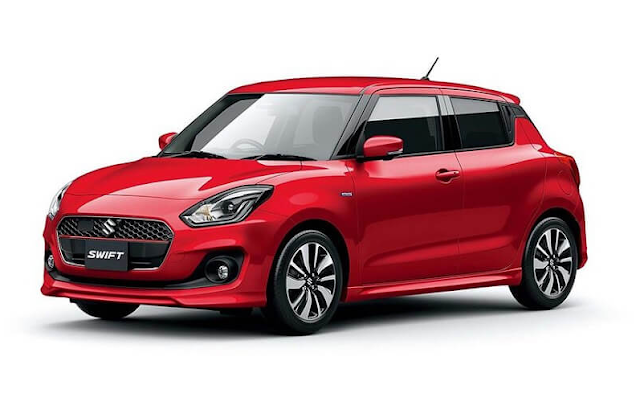 All New Maruti Swift 2017
