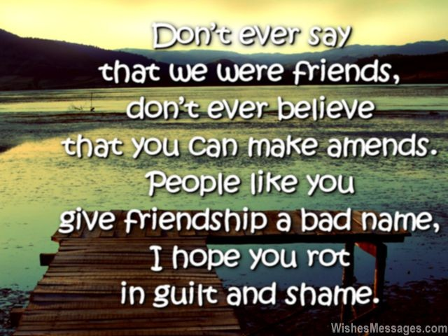 Sad Quote About Friendship Amusing Sad Quotes About Friendship That Make You Cry With Images  Really
