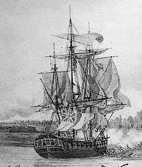 Fjords Of Africa A History Of Vessels Named Dauntless
