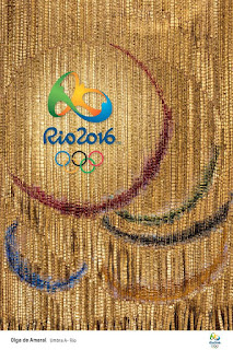 Poster of Summer Olympics 2016