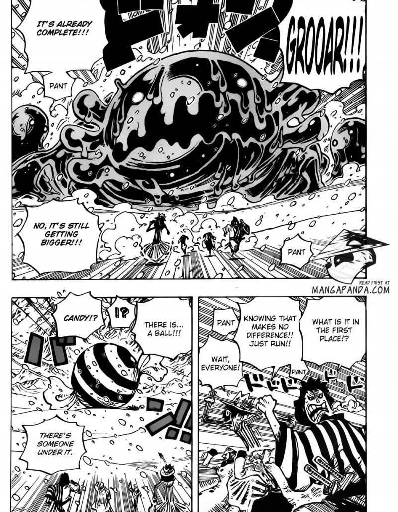 One Piece 675 : Its Name is Shinokuni