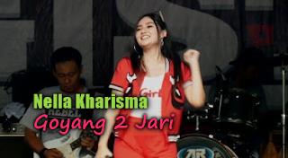 Nella Kharisma, Dangdut Koplo, 2018,Download Lagu Nella Kharisma Goyang 2 Jari Mp3 Live Banjarnegara