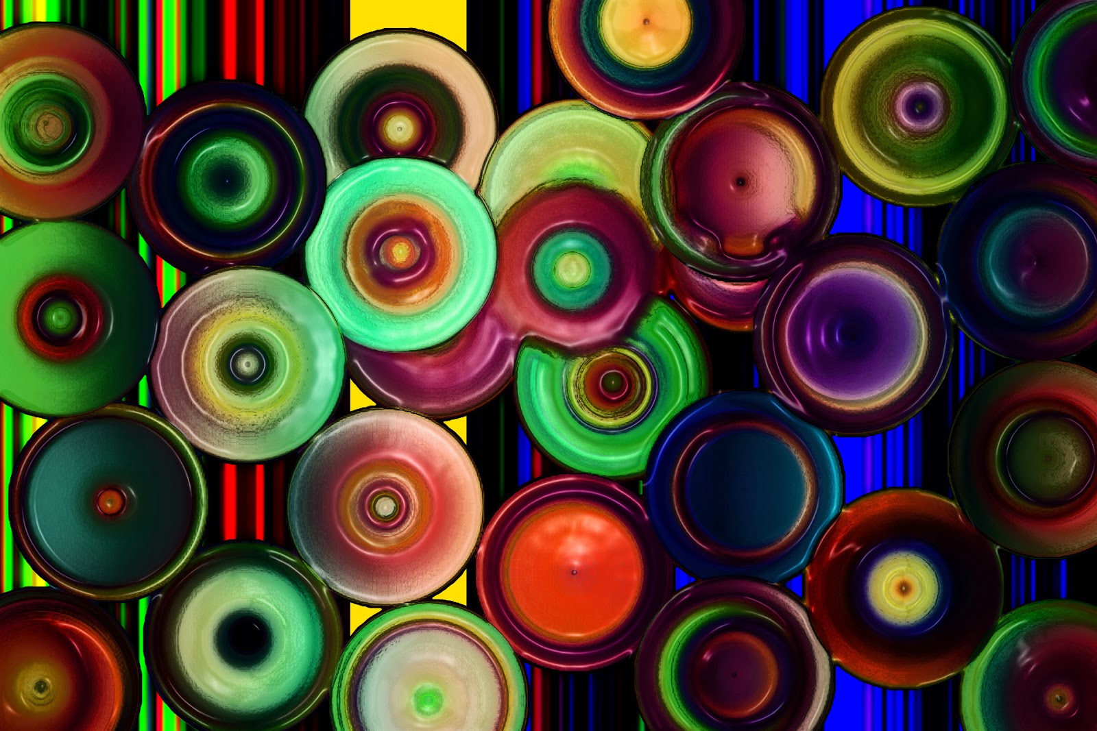Wallpaper coloured for Tablet Sfondi colorati per Tablet