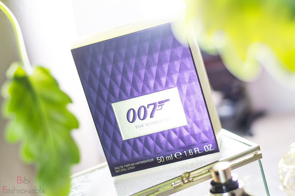 James Bond Women 007 III Umverpackung