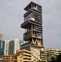 Antilla Residential Tower