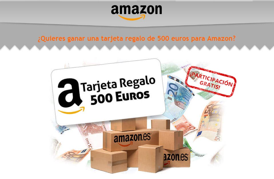 AMAZON REGALO EUROS PRIME VIDEO