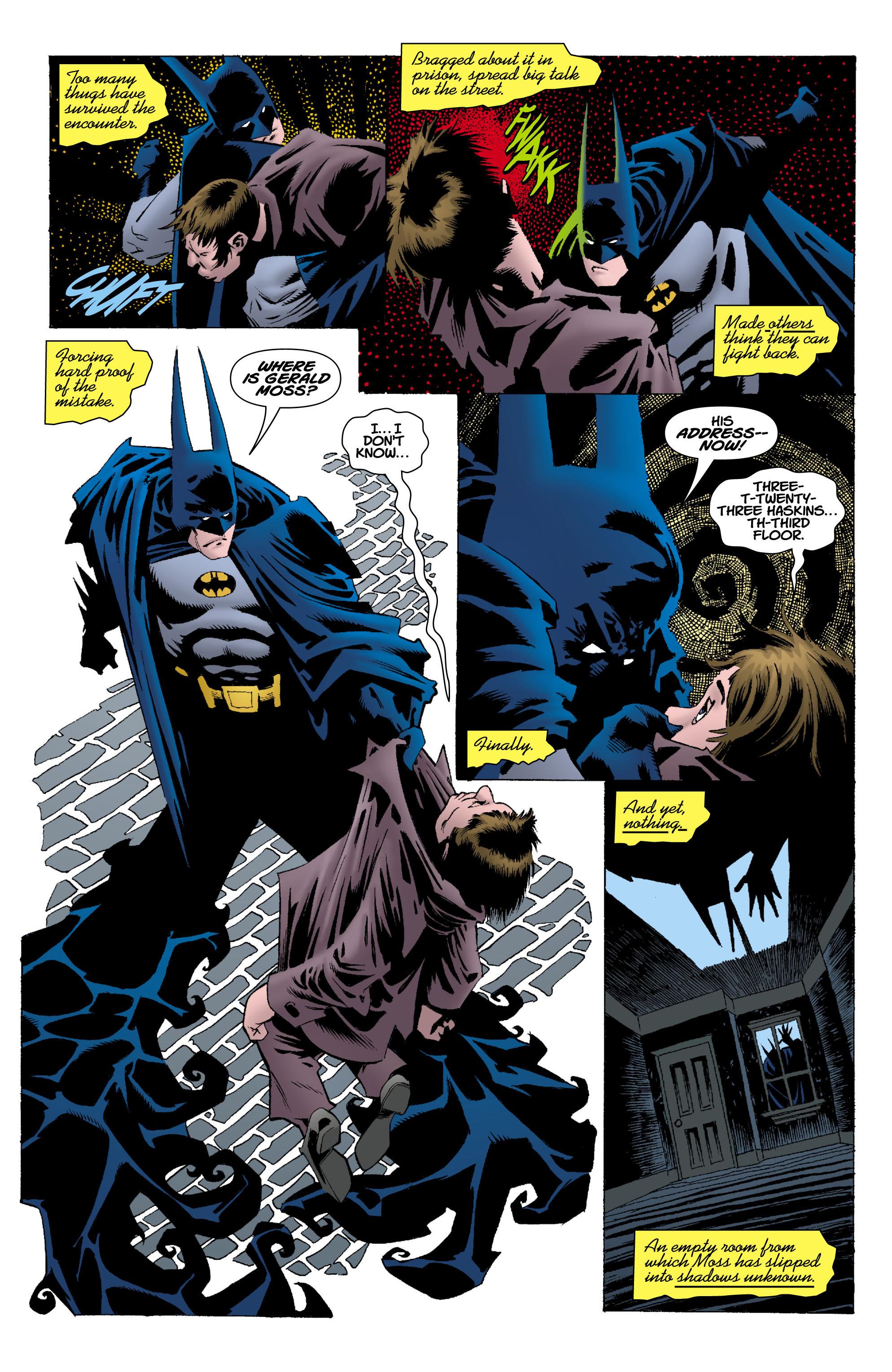 Read online Batman: Unseen comic -  Issue #2 - 10
