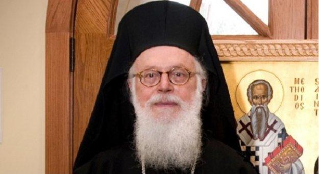Αρχιεπίσκοπος Αλβανίας προς Πατριάρχη Μόσχας: Ναρκοπέδιο η αυτοκεφαλία στην Ουκρανία