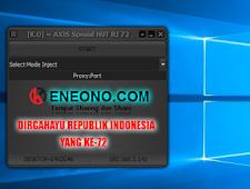 Update Inject [K.O] ~ AXIS HITZ Spesial HUT RI 72