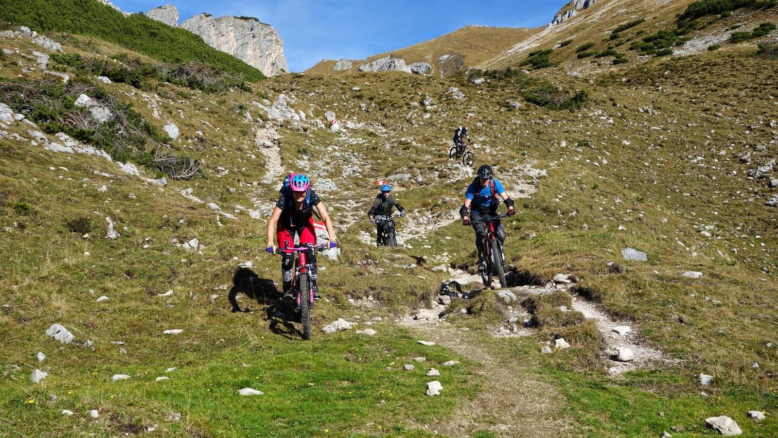 mtb touren achensee die schönsten biketouren