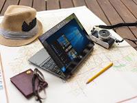Acer Switch 1, Notebook Multifungsi dengan 4 Mode Penggunaan