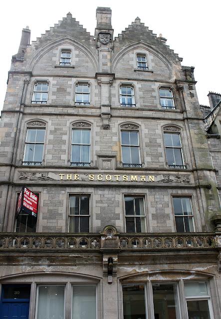 Ensikosketus Edinburghiin 4