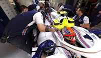 Robert Kubica F1, Williams Martini Racing