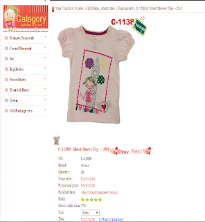 Baju Murah di QQBABYSHOP