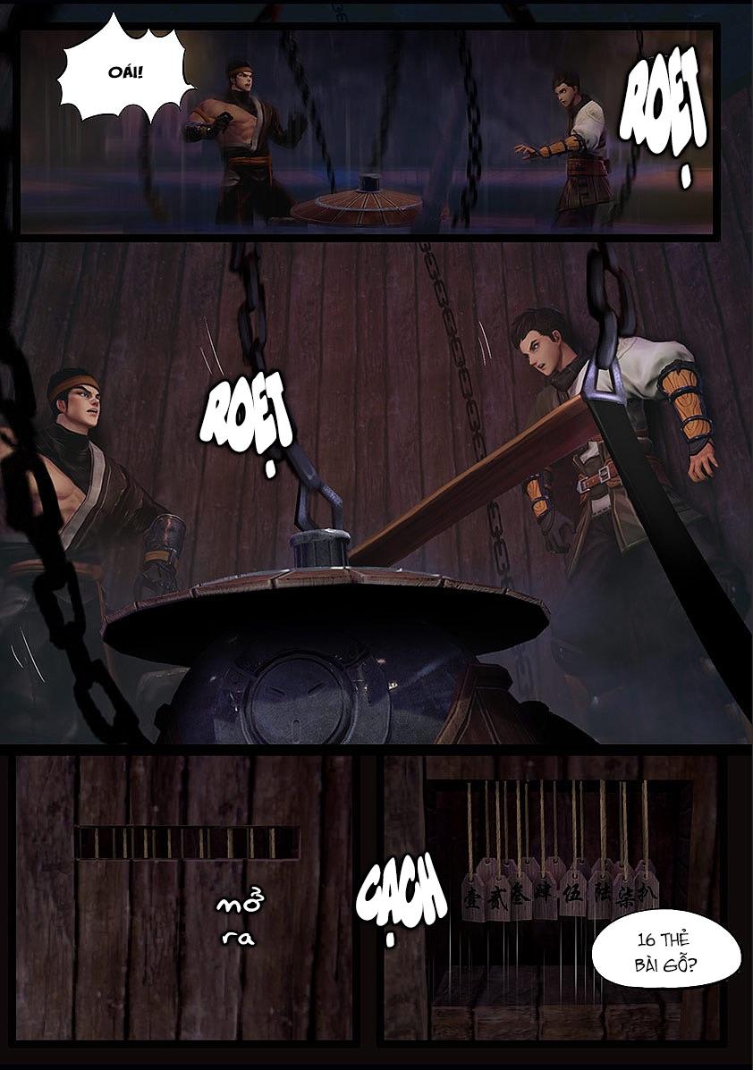 Thủ Mộ Bút Ký - Chapter 47: Cơ Quan Ty - Pic 10