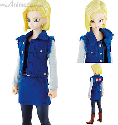 Figura Android 18 Dimension of DRAGON BALL Dragon Ball