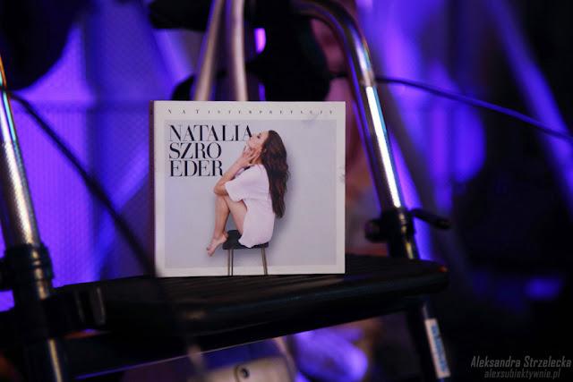 Płyta Natalia Szroeder Natinterpretacje