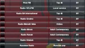 European Radios 0.13
