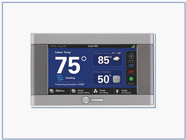 Trane Wifi Thermostat Manual